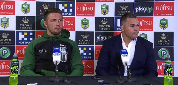 Rabbitohs press conference: Round 22, 2018