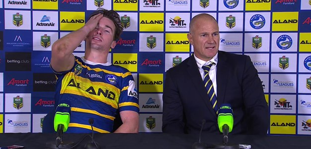 Eels press conference – Round 22, 2018