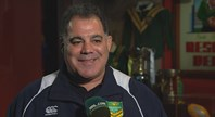 Meninga: We're hopeful of playing Tonga