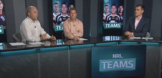 NRL Teams - Round 23