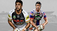Panthers v Knights - Round 23