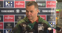 Seibold oblivious to Broncos noise