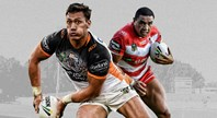 Wests Tigers v Dragons - Round 23