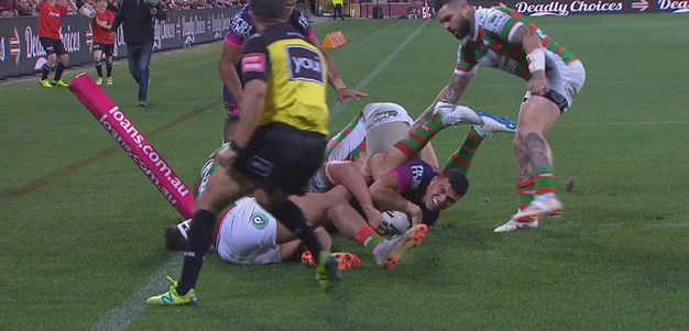Fifita finishes great Broncos try