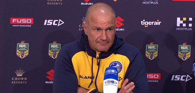 Eels press conference: Round 23, 2018