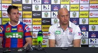 Knights press conference