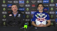 Bulldogs press conference: Round 23, 2018