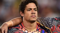 Gagai's tough call to stick with Indigenous All Stars