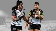 Warriors v Panthers - Round 24