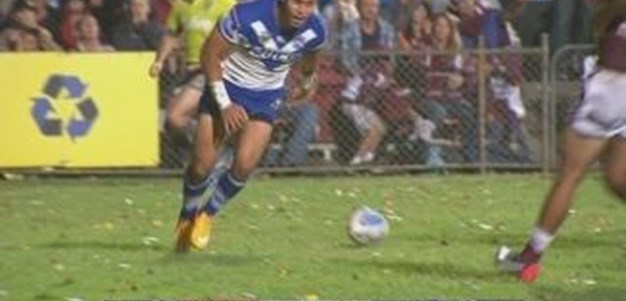Rd 3: TRY Tim Lafai (36th min)