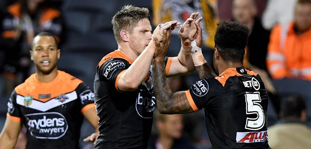 Match Highlights: Wests Tigers v Sea Eagles - Round 24, 2018