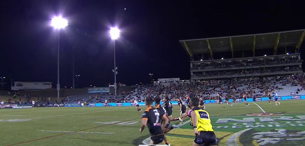 Extended Highlights: Wests Tigers v Sea Eagles - Round 24, 2018