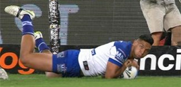 Full Match Replay: Wests Tigers v Canterbury-Bankstown Bulldogs (1st Half) - Round 4, 2015