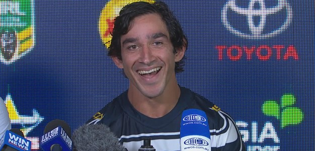 Thurston reflections on emotion of home farewell