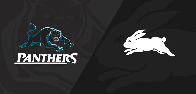 Full match replay: Panthers v Rabbitohs - Round 2, 2018