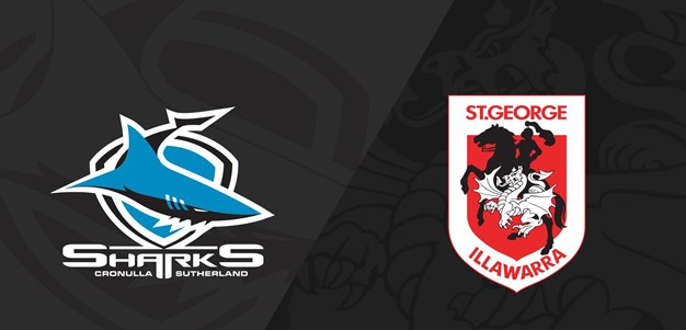 Extended highlights: Sharks v Dragons