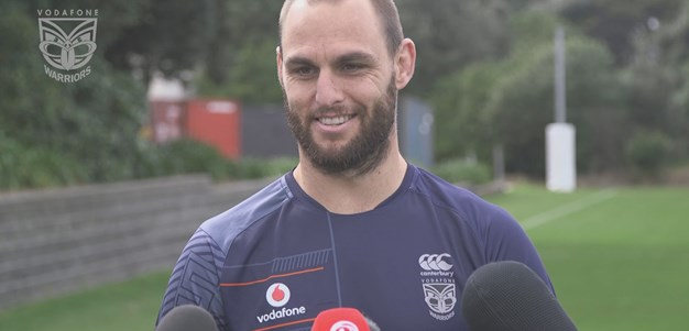 Mannering: I'm proud of hanging around this long