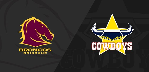 Extended highlights: Broncos v Cowboys