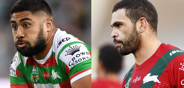 Jennings and Inglis to bolster the Rabbitohs