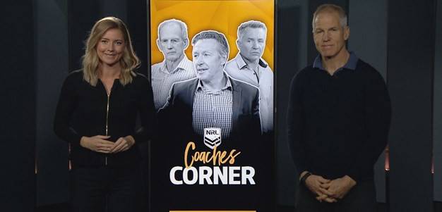 Coaches Corner: Young Broncos forwards