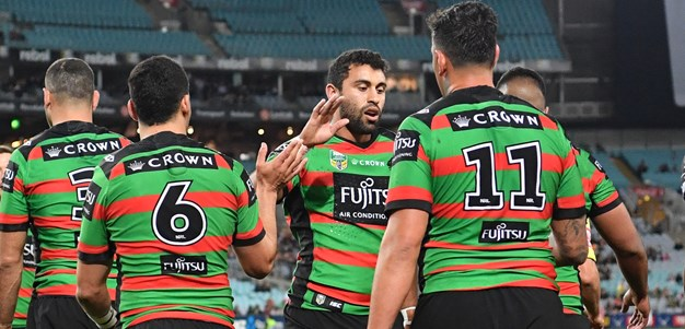 Match Highlights: Rabbitohs v Wests Tigers - Round 25, 2018