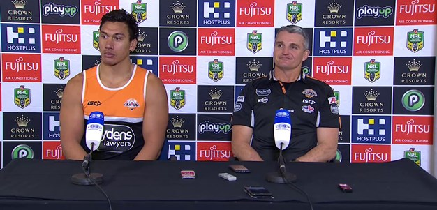 Wests Tigers press conference - Round 25