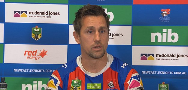 Pearce reflects on first season in Newcastle
