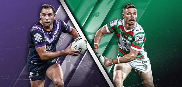 Storm v Rabbitohs - Qualifying Final