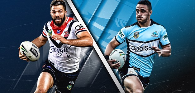 Roosters v Sharks - Qualifying Final