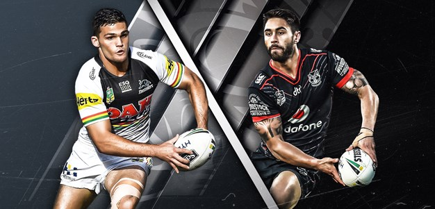 Panthers v Warriors - Elimination Final