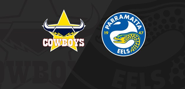 Full Match Replay: Cowboys v Eels - Round 24, 2018