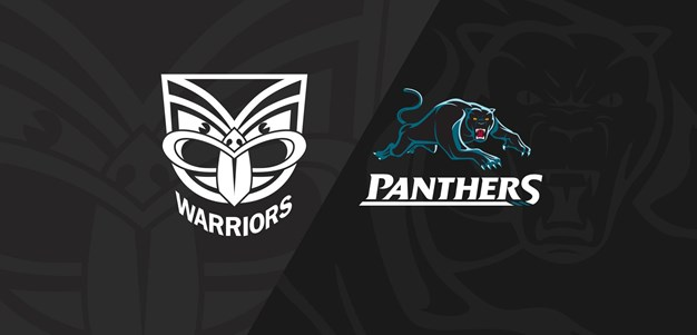 Full Match Replay: Warriors v Panthers - Round 24, 2018