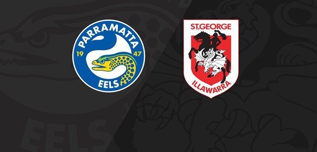 Full Match Replay: Eels v Dragons - Round 22, 2018