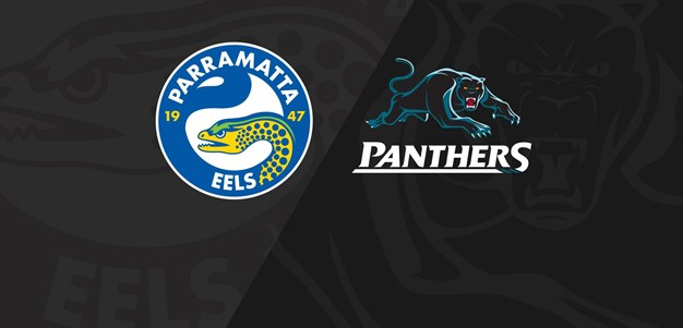 Full Match Replay: Eels v Panthers - Round 5, 2018