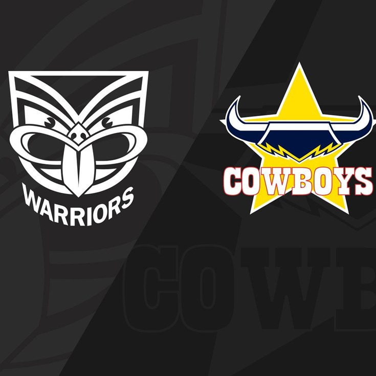 Full Match Replay: Warriors v Cowboys - Round 5, 2018