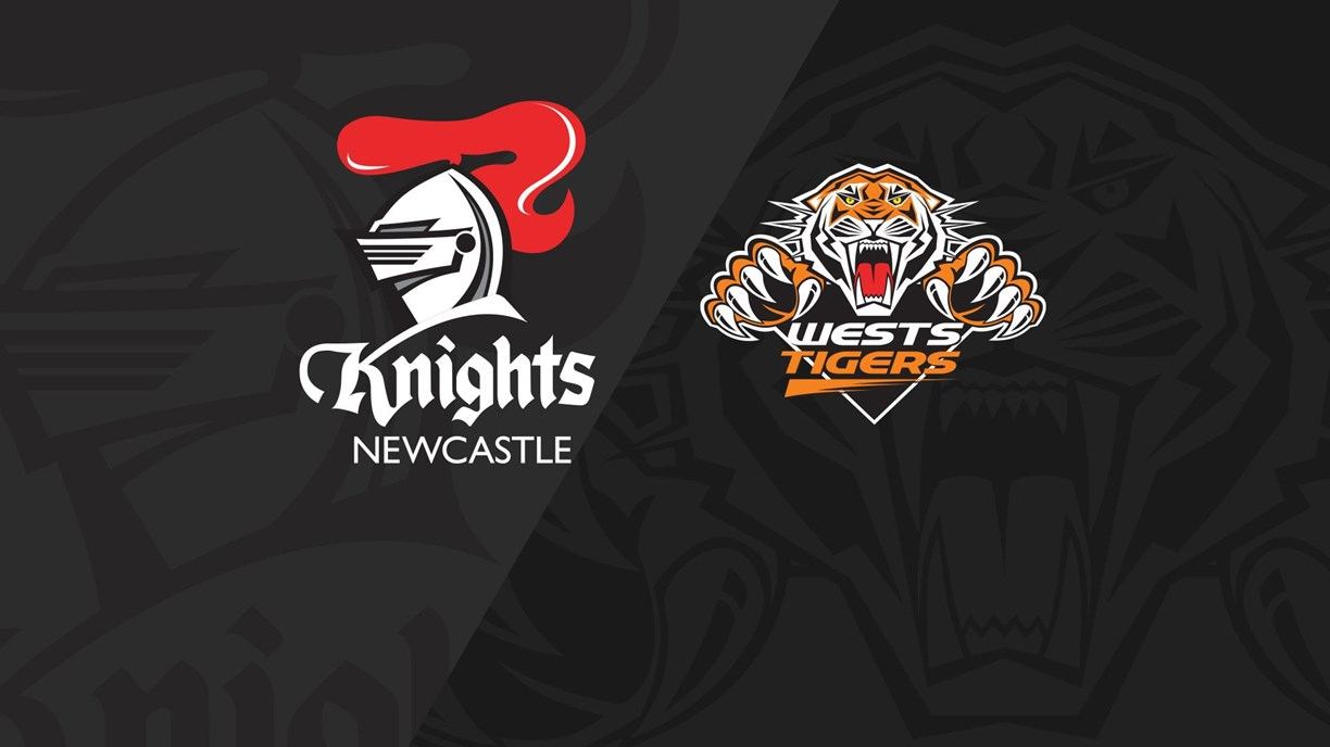 Full Match Replay: Knights v Wests Tigers - Round 21, 2018