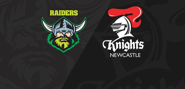 Full match replay: Raiders v Knights - Round 2, 2018