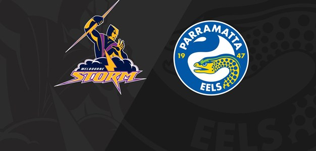 Full Match Replay: Storm v Eels - Round 23, 2018