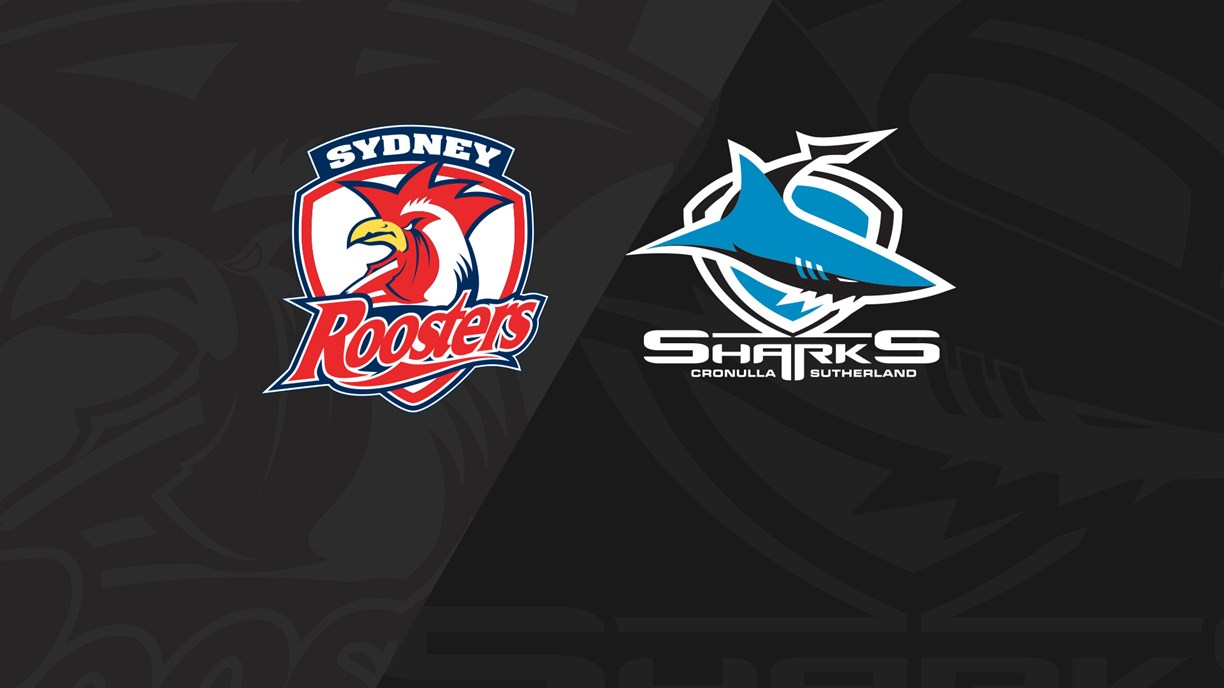 Full Match Replay: Roosters v Sharks - Finals Week 1, 2018