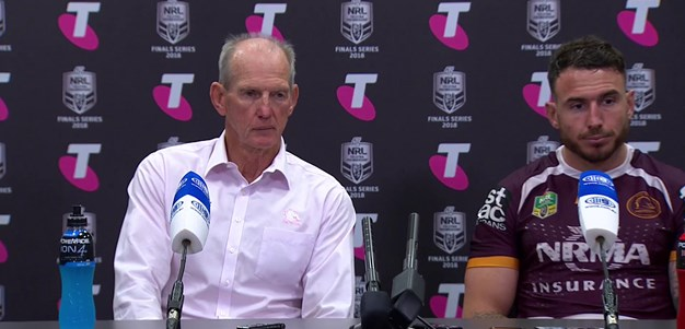 Broncos press conference: Finals Week 1, 2018