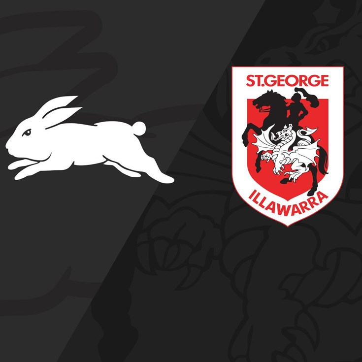 Full Match Replay: Rabbitohs v Dragons - Round 10, 2018