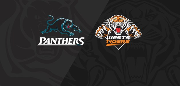 Full Match Replay: Panthers v Wests Tigers - Round 11, 2018