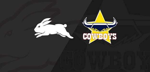 Full Match Replay: Rabbitohs v Cowboys - Round 16, 2018
