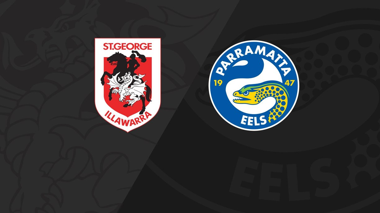 Full Match Replay: Dragons v Eels - Round 16, 2018