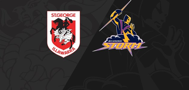 Full Match Replay: Dragons v Storm - Round 9, 2018