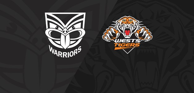 Full Match Replay: Warriors v Wests Tigers - Round 9, 2018