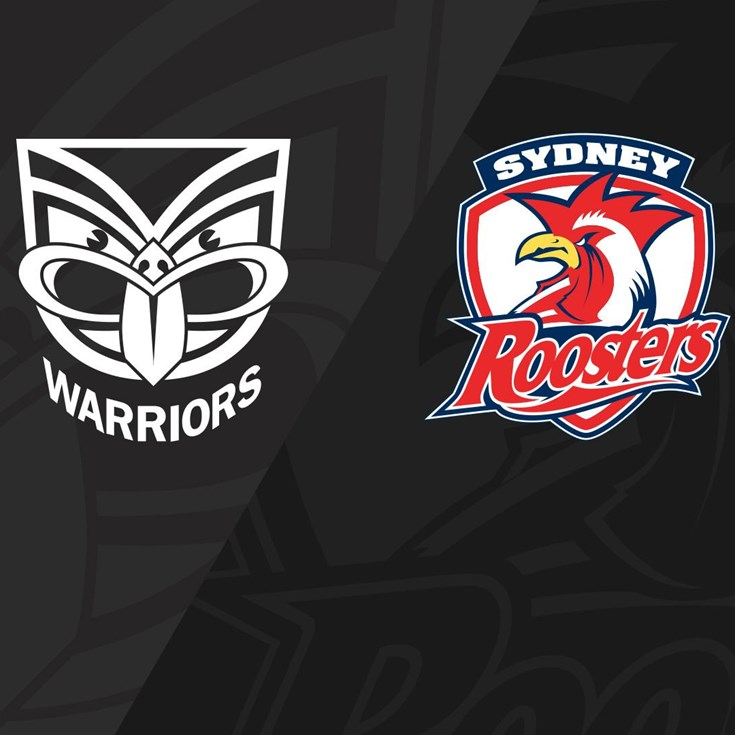 Full Match Replay: Warriors v Roosters - Round 10, 2018