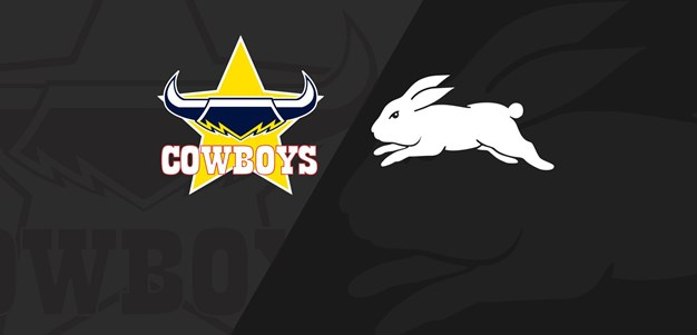 Full Match Replay: Cowboys v Rabbitohs - Round 11, 2018