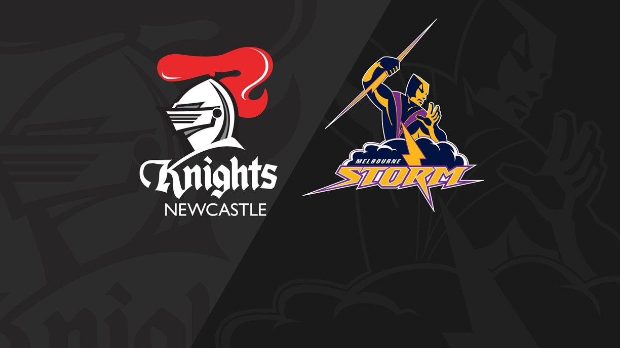 Full Match Replay: Knights v Storm - Round 15, 2018