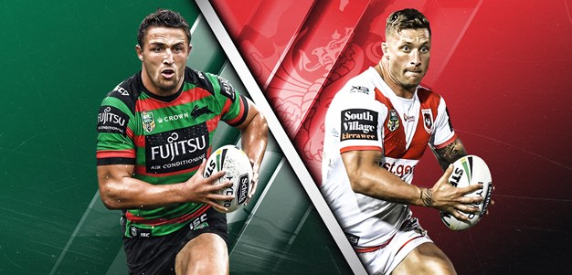 Rabbitohs v Dragons - Semi-Final